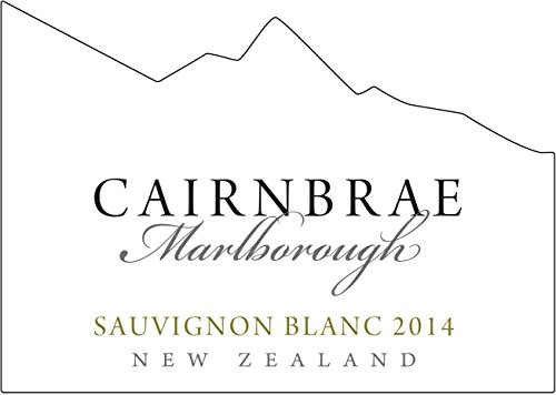 2014 Cairnbrae Sauvignon Blanc, Marlborough, 750 Ml