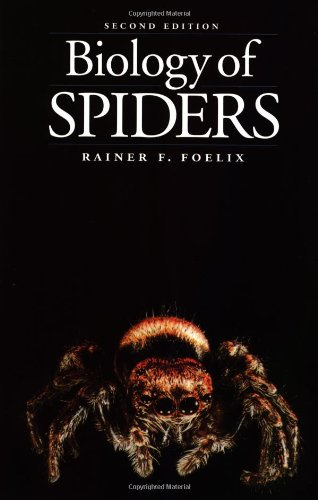 Biology of Spiders, 2nd Edition