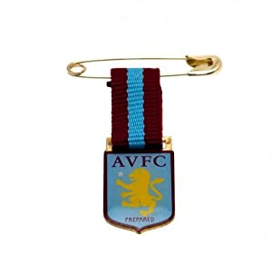 Aston Villa F.C. Badge + Retro Sweets Gift Bag