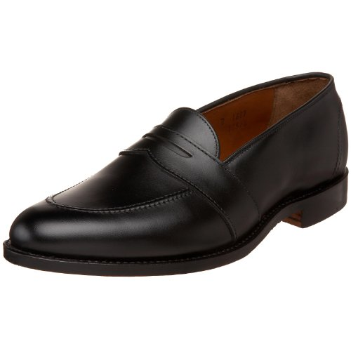 Allen Edmonds Men's Westchester  Loafer,Black,14 D US