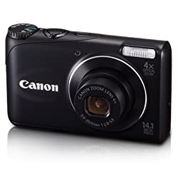 Save $70 on Canon PowerShot A2200 Digital Cameras