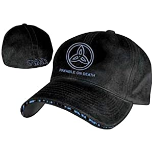 Trinity Black l/Xl Flex Cap