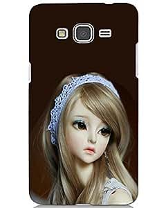 MobileGabbar Samsung Galaxy J1 (2016) Back Cover Plastic Hard Case