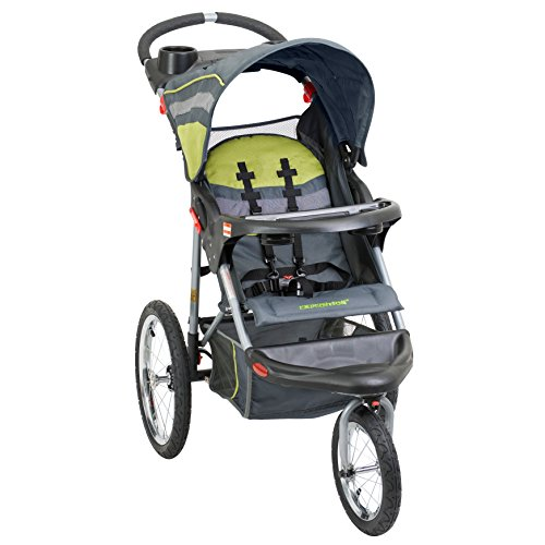 Find Cheap Baby Trend Expedition Jogger Stroller, Carbon