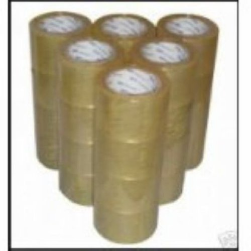 36 Rolls 2 X 330 Clear Packing Tape 110 Yards 2Mi