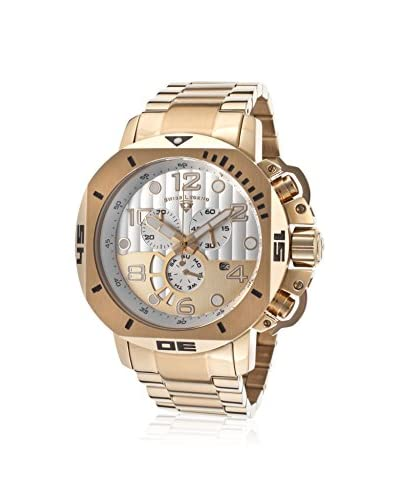 Swiss Legend Men's 10538-RG-22S Scubador Rose Gold-Tone Stainless Steel Watch