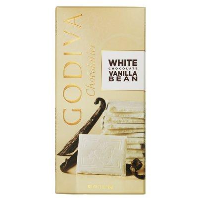 ゴディバタブレット ホワイトバニラビーン