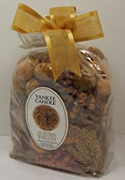 Yankee Candle Autumn Wreath Scented Potpourri, Food & Spice Scent