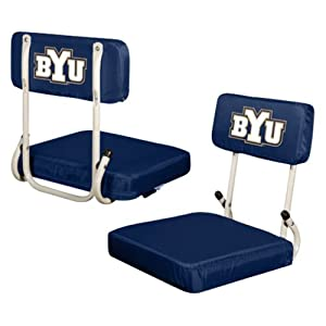 Logo Chair College Hard Back Stadium Seat from Logo Chair Inc