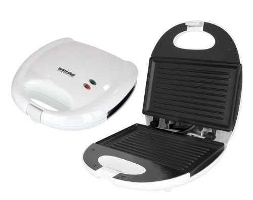 Better Chef IM-285W Panini Grill/contact Grill,