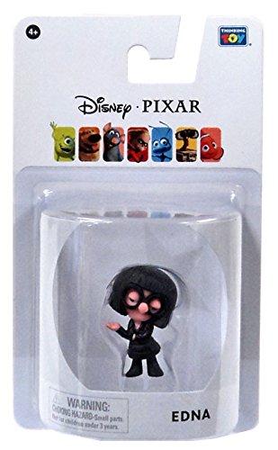 Disney Pixar Edna Minature Toy Figure