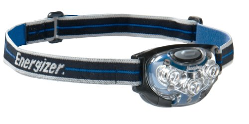 Energizer Trail Finder 7 LED Head Light (3 AAA Batteries Included)