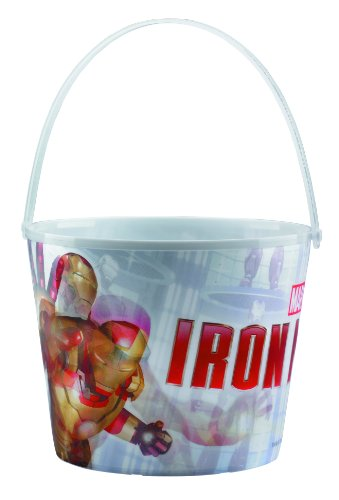 Disguise Iron Man Movie 3 Candy Bucket