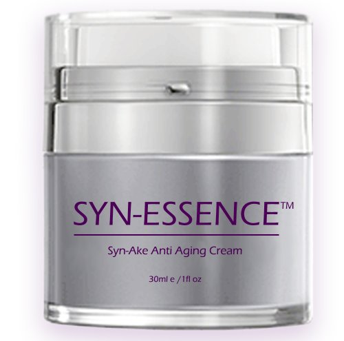 SYN-ESSENCE Syn-Ake Anti Aging Cream 1 fl oz / 30ml Cutting Edge Anti Aging Skin Care