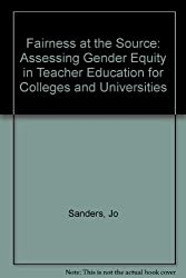 Fairness at the Source: Assessing Gender Equity in Teacher Education for Colleges and Universities