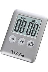 Taylor Precision Products Timer Digital Mini 5842-15