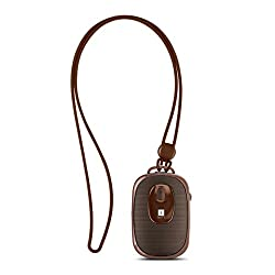 Iball Musi Dangle Bluetooth Portable Speaker - Brown