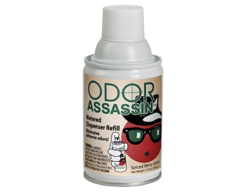 Odor Assassin Air Freshener Metered Dispenser Refill, Cranberry Spice (Chlorinated Water Sensor compare prices)