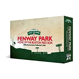 Boston Red Sox and Fenway Park 100th Anniversary Collector's DVD SET