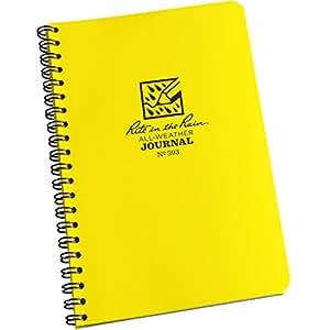 Rite In The Rain Spiral Notebook - Journal #393