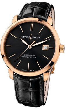 Ulysse Nardin Classico Watch 40mm Men's Watch