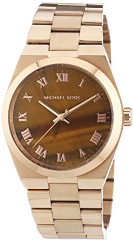 Michael Kors MK5895 38mm Gold Steel Bracelet & Case Mineral Women's Watch