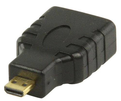 Nedis Valueline HDMI Micro Connector - Black
