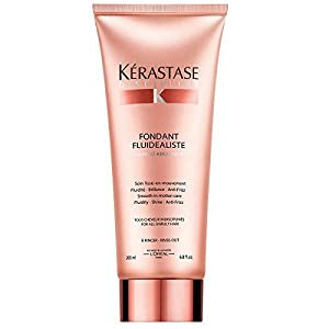 Kerastase Discipline Fondant Fluidealiste Smooth-in-Motion Care Conditioner for Unisex, 6.8 Ounce