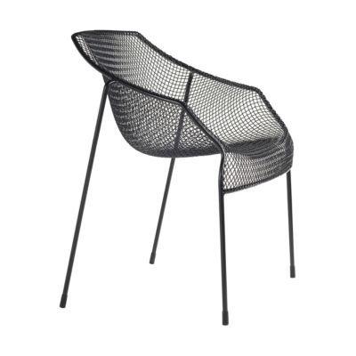 Heaven Armchair Stuhl schwarz günstig online kaufen