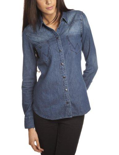 Wrangler Lindsey Women's Shirt Daily Vintage