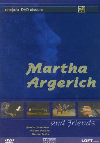 Martha Argerich And Friends [DVD]