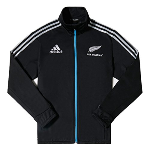 'Adidas All Blacks Uomo Giacca in pile nero nero 48 - 50 ""