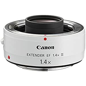 Canon EF 1.4X III Telephoto Extender for