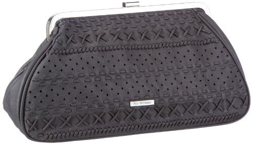 Friis & Company Estime Wallet Wallets Womens Gray Grau (Grey) Size: 38x20x 12 cm ( B x H x T )