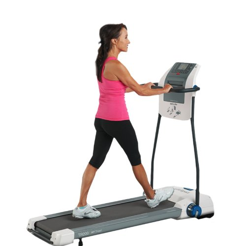 Learn More About LifeSpan TR200 Compact Treadmill