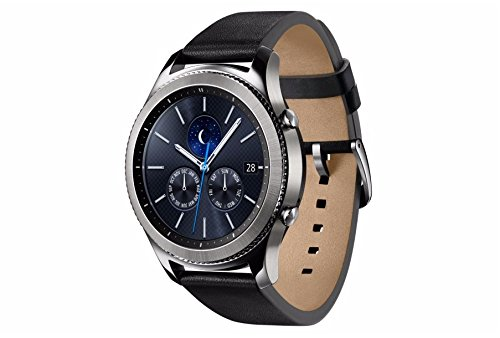 Samsung Gear S3 Classic SM-R770 Smartwatch (Bluetooth model / International Version)