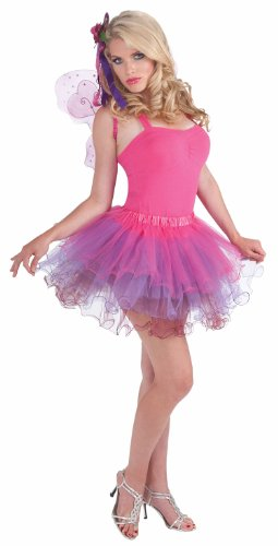 Summer Tutu Fairy Costume - Adult Std.