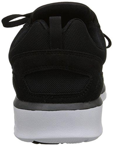 DC Heathrow Skate Shoe, Black/White, 9.5 M US