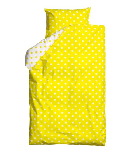 Yellow Duvet Cover Twin
