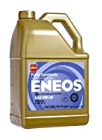 Eneos API SN/ILSAC GF-5 Certified 0W-20 Fully Synthetic Motor Oil from ENEOS