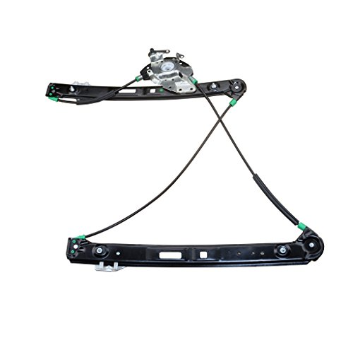 A-Premium Power Window Regulator Without Motor for BMW E46 323i 325i 325xi 328i 330i 330xi Front Right Passenger Side (Bmw 325i Window Motor compare prices)