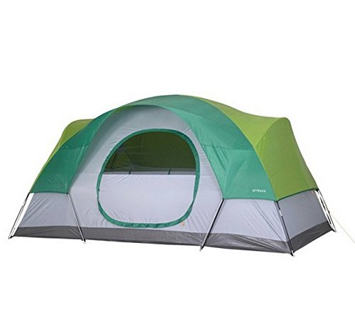 Embark 12 x 7 Foot 6'2 Tall 6 Person Dome Tent by Embark (Embark 6 Person Tent compare prices)