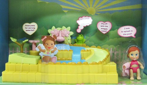 Caring Corners Baby Water Pool by Learning Curve - 1