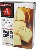 日清 お菓子百科 パウンドケーキミックス 500g