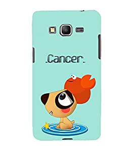 TOUCHNER (TN) Cancer Back Case Cover for Samsung Galaxy Grand Prime G530h