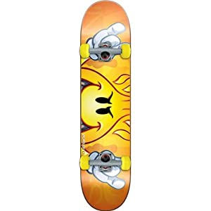 Buy World Industries Peeking Flameboy Complete Skate Board by World Industries