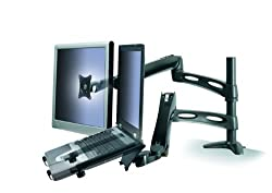 3M Easy-Adjust Dual Monitor Arm (MA220MB)