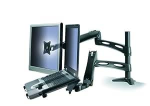 3M Easy-Adjust Dual Monitor Arm (MA220MB)