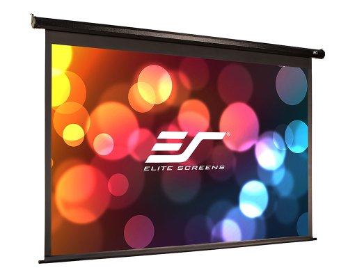 "Elite Screens 142""Diagonal Spectrum Series Electric Projector Screen"