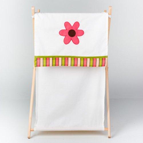 Pam Grace Creations Laundry Hamper, Sweet Dream Owl front-680129